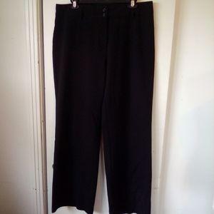 Van Heusen black pants size 12R